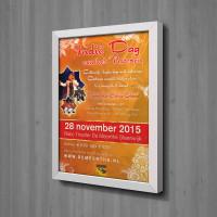 Poster ontwerp Steenwijk - Indie dag van het noorden