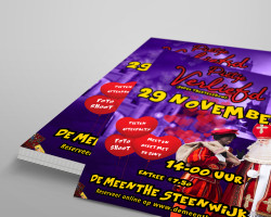 theater poster meenthe steenwijk ontwerp
